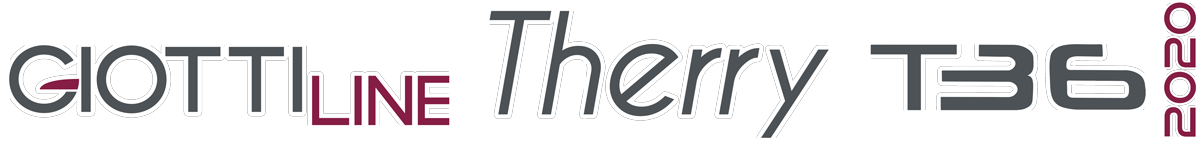 Autocaravana GiottiLine Therry T36 2020 logotipos