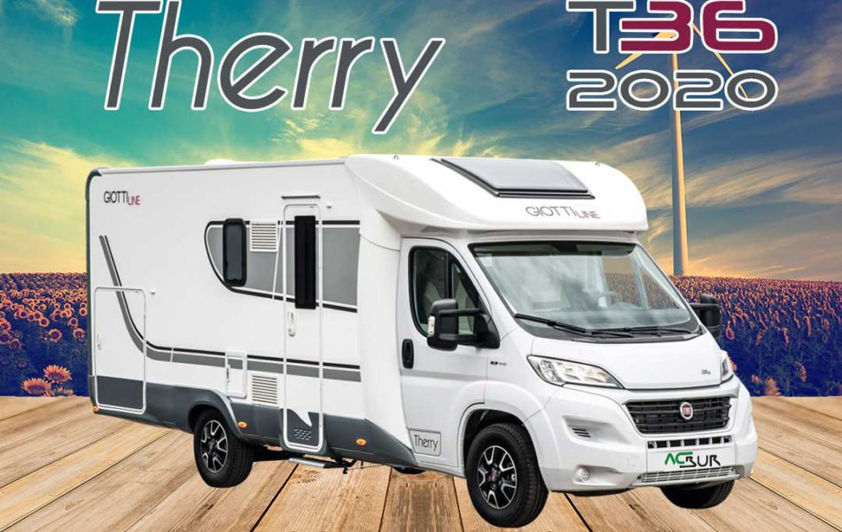 Autocaravana GiottiLine Therry T36 2020 mosaico