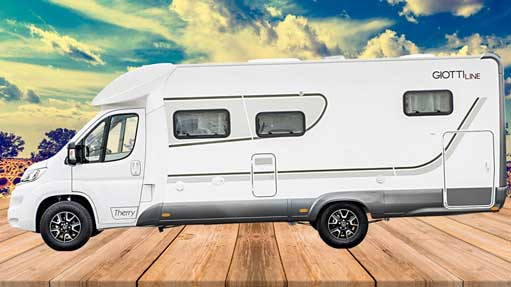 Autocaravana GiottiLine Therry T37 2020 lateral 1
