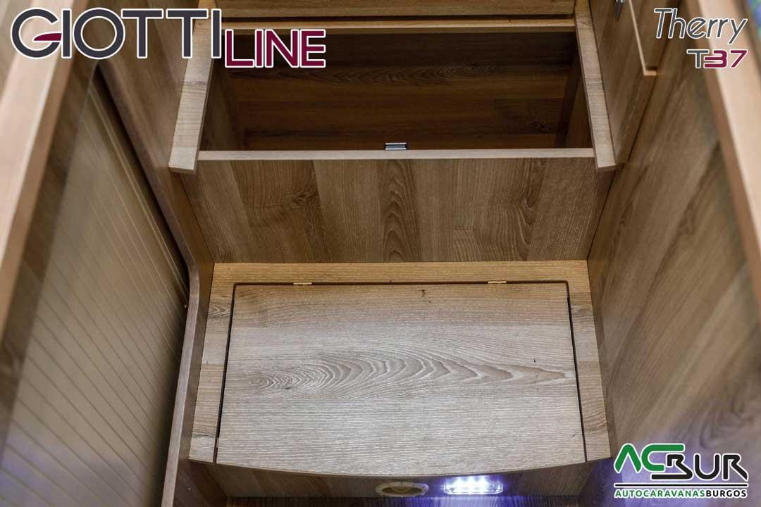 Autocaravana GiottiLine Therry T37 2020 armarios