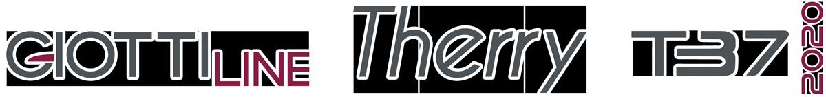 Autocaravana GiottiLine Therry T37 2020 logotipos