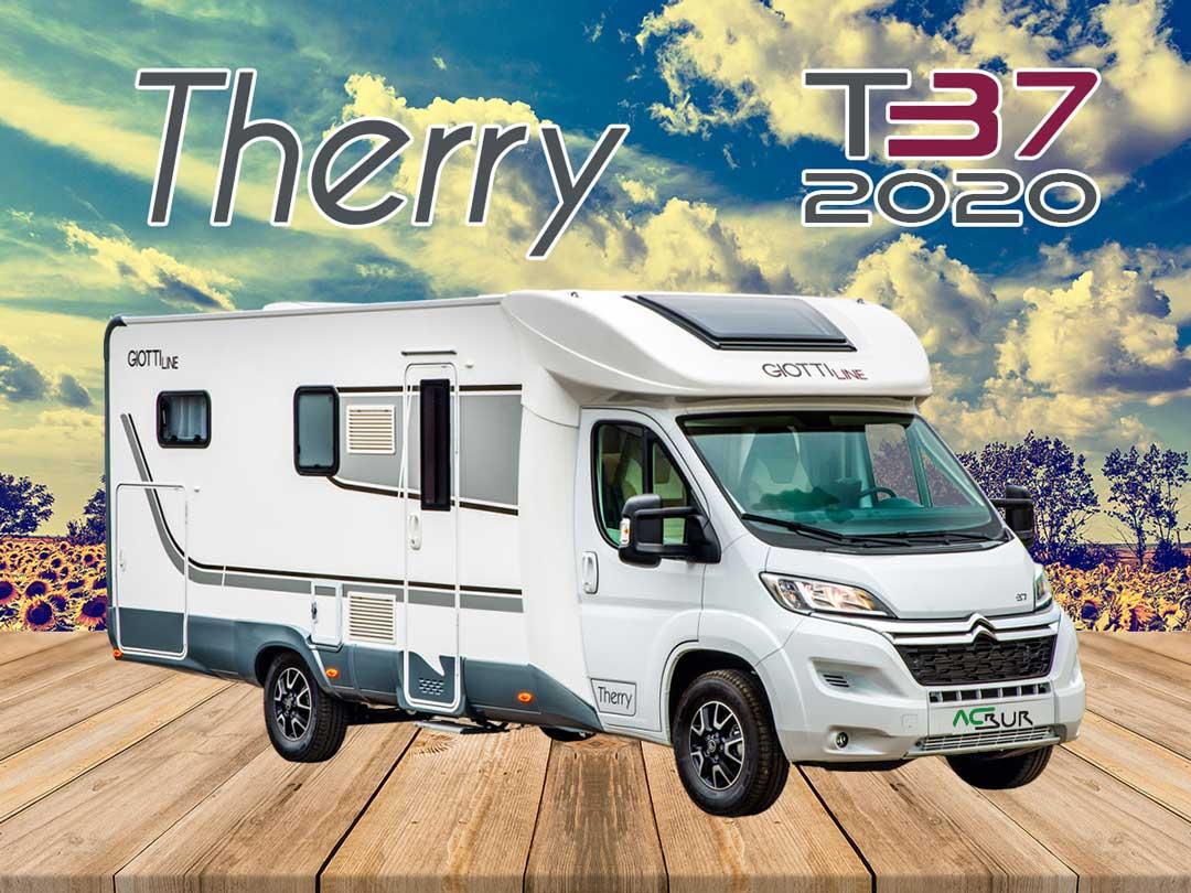 Autocaravana GiottiLine Therry T37 2020 mosaico