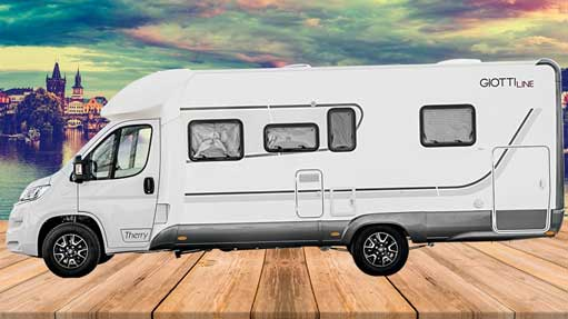 Autocaravana GiottiLine Therry T38 2020 lateral 2