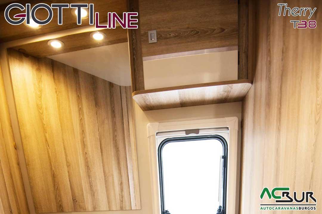 Autocaravana GiottiLine Therry T38 2020 baño