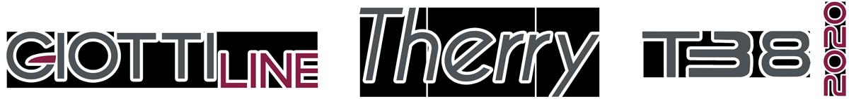 Autocaravana GiottiLine Therry T38 2020 logotipos