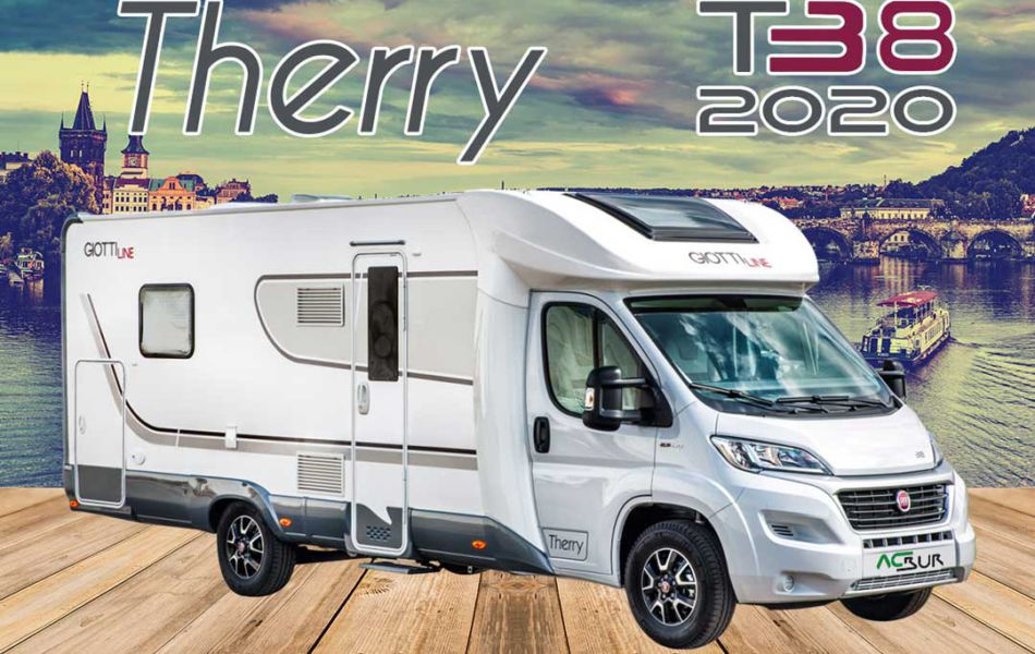 Autocaravana GiottiLine Therry T38 2020 mosaico