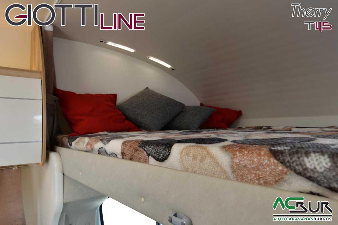 Autocaravana GiottiLine Therry T45 2020 capuchina