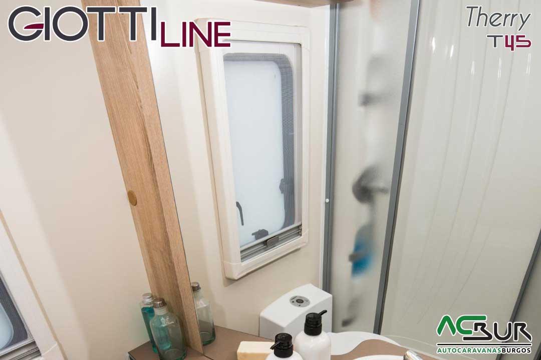 Autocaravana GiottiLine Therry T45 2020 baño