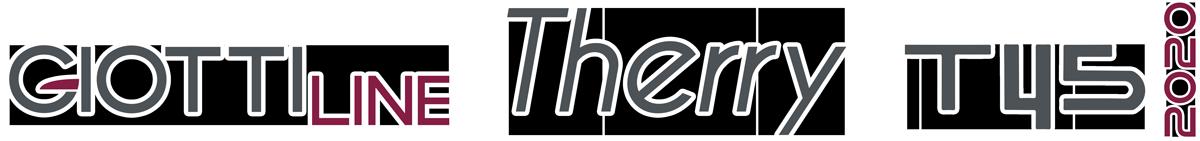 Autocaravana GiottiLine Therry T45 2020 logotipos