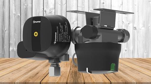 Kit GLP Autocaravanas Regulador Truma Duocontrol