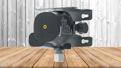 Kit GLP Autocaravanas Regulador Truma Monocontrol