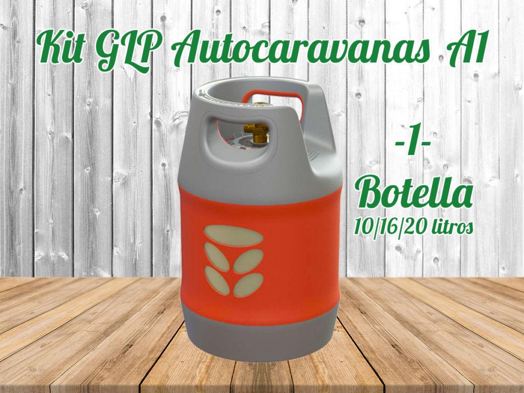 Kit GLP Autocaravanas A1