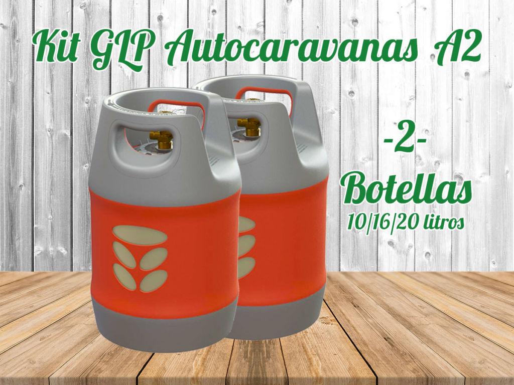 Kit GLP Autocaravanas A2 Mosaico