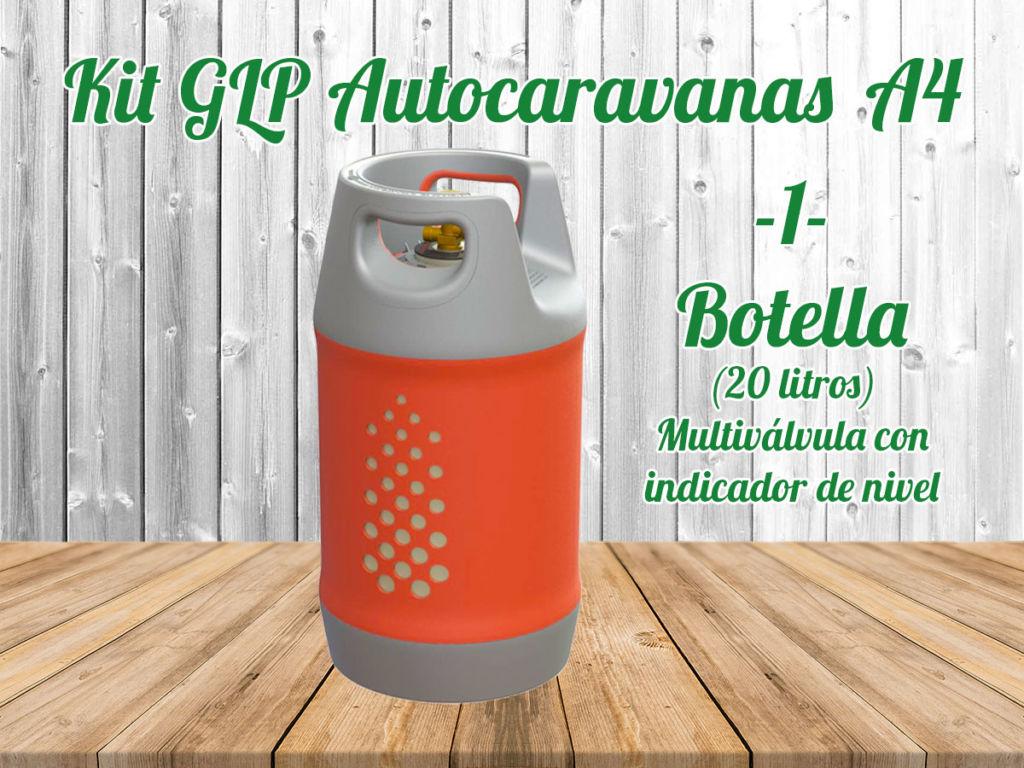 Kit GLP Autocaravanas Mosaico