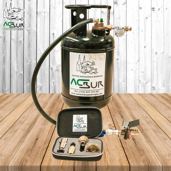 Kit GLP Acero 30 litros