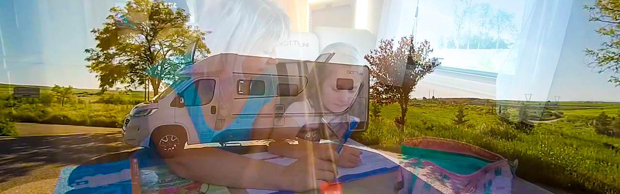 autocaravana durante la desescalada baner 1