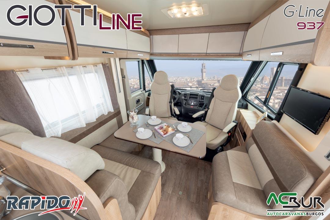 GiottiLine GLine 937 2021 comedor
