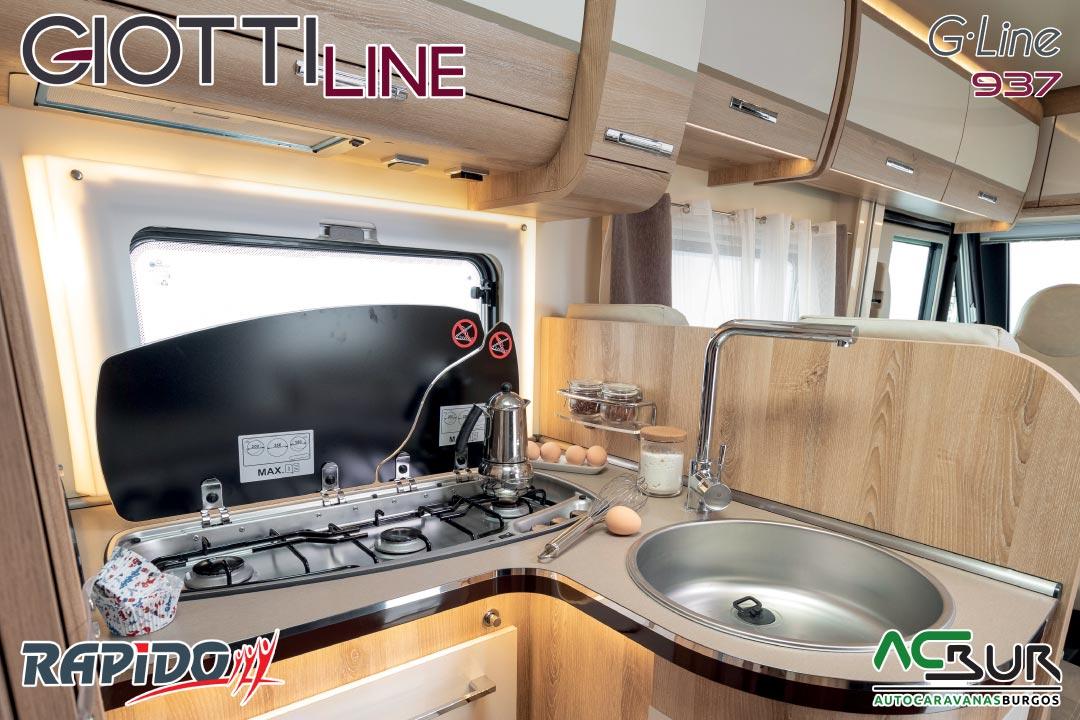GiottiLine GLine 937 2021 cocina