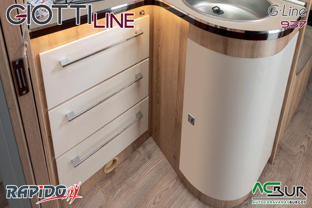 GiottiLine GLine 937 2021 armarios cocina