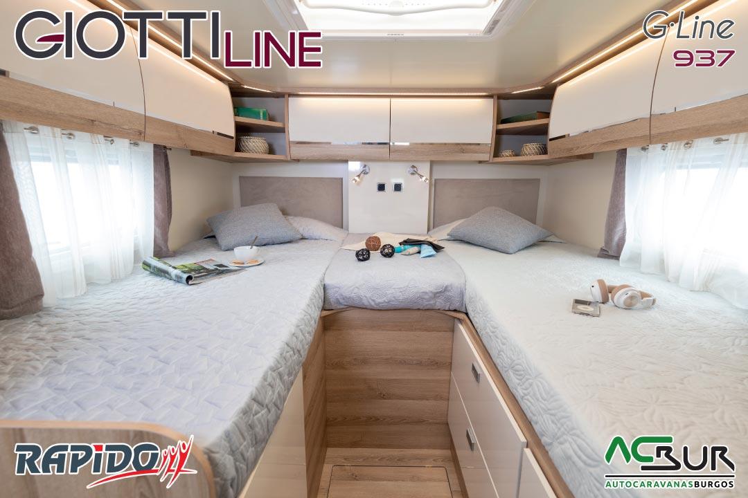GiottiLine GLine 937 2021 dormitorio