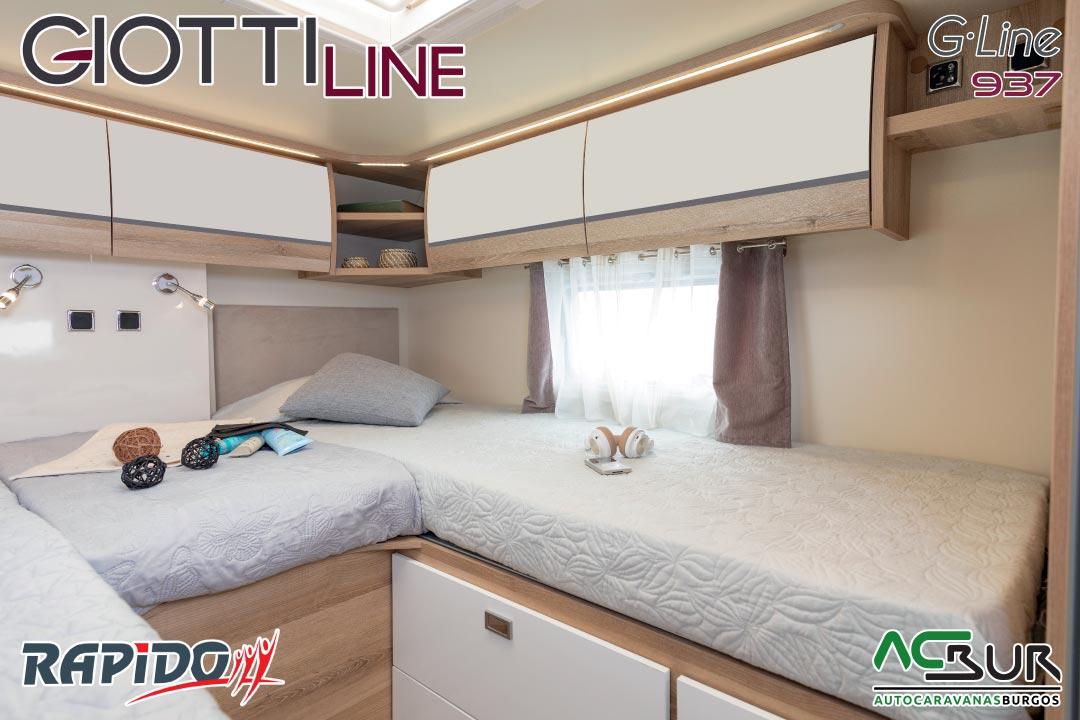 GiottiLine GLine 937 2021 cama