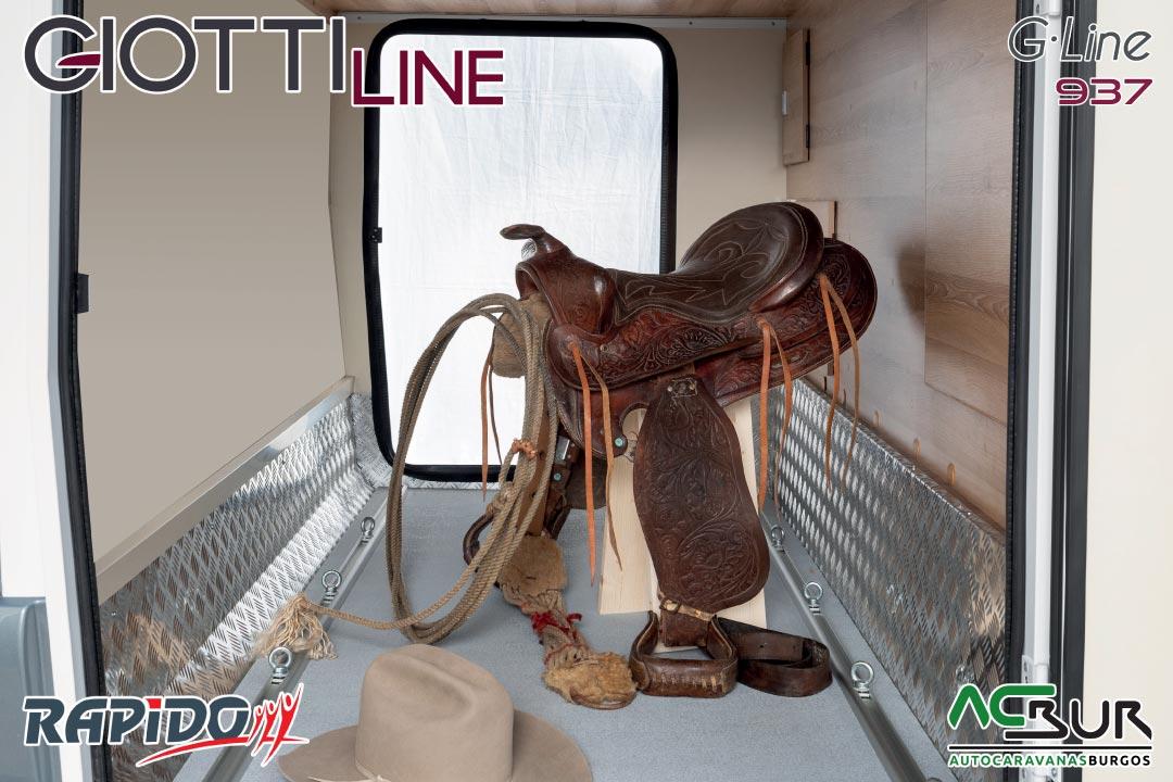 GiottiLine GLine 937 2021 garaje