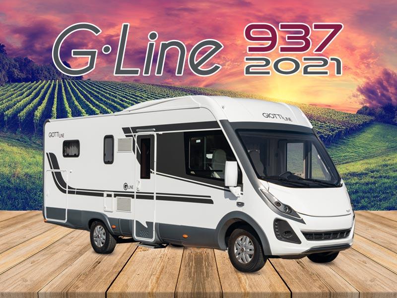 GiottiLine GLine 937 2021 portada
