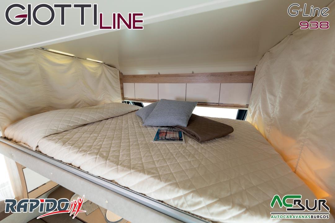 GiottiLine GLine 938 2021 cama delantera