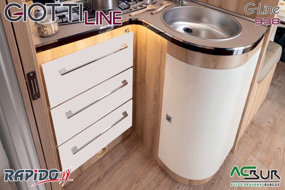 GiottiLine GLine 938 2021 almacenaje