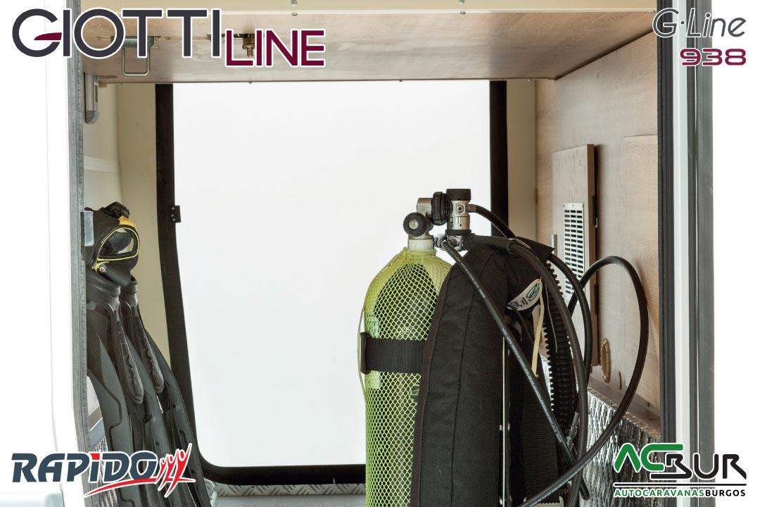 GiottiLine GLine 938 2021 garaje