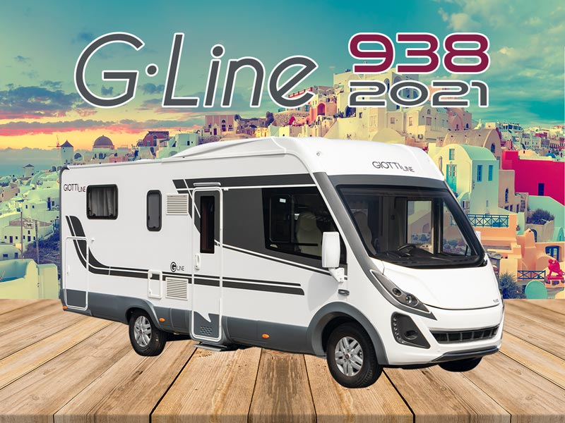 GiottiLine GLine 938 2021 mosaico
