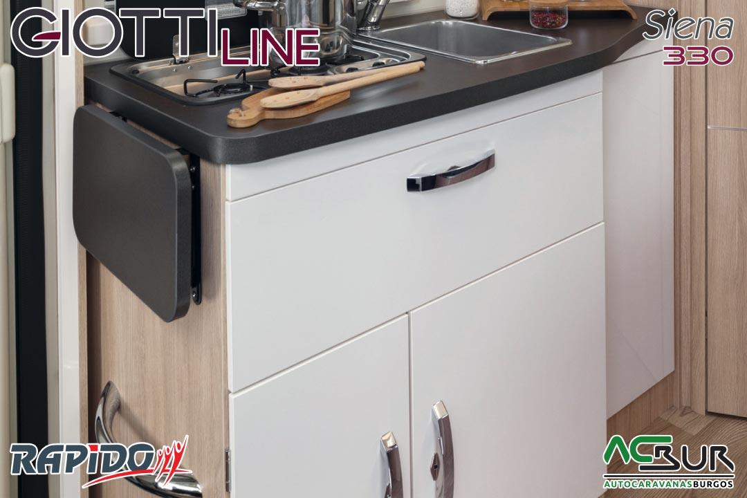 GiottiLine Siena 330 2021 almacenaje