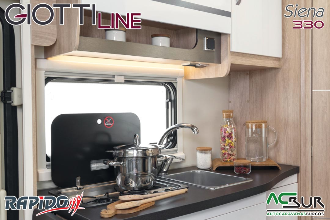 GiottiLine Siena 330 2021 encimera