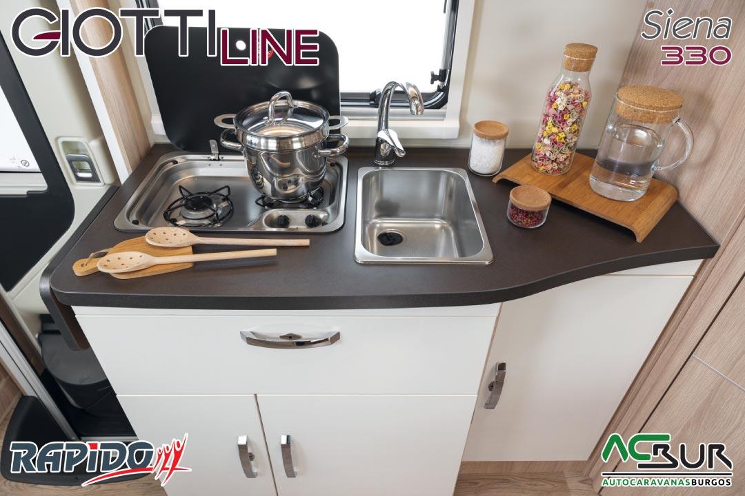 GiottiLine Siena 330 2021 cocina