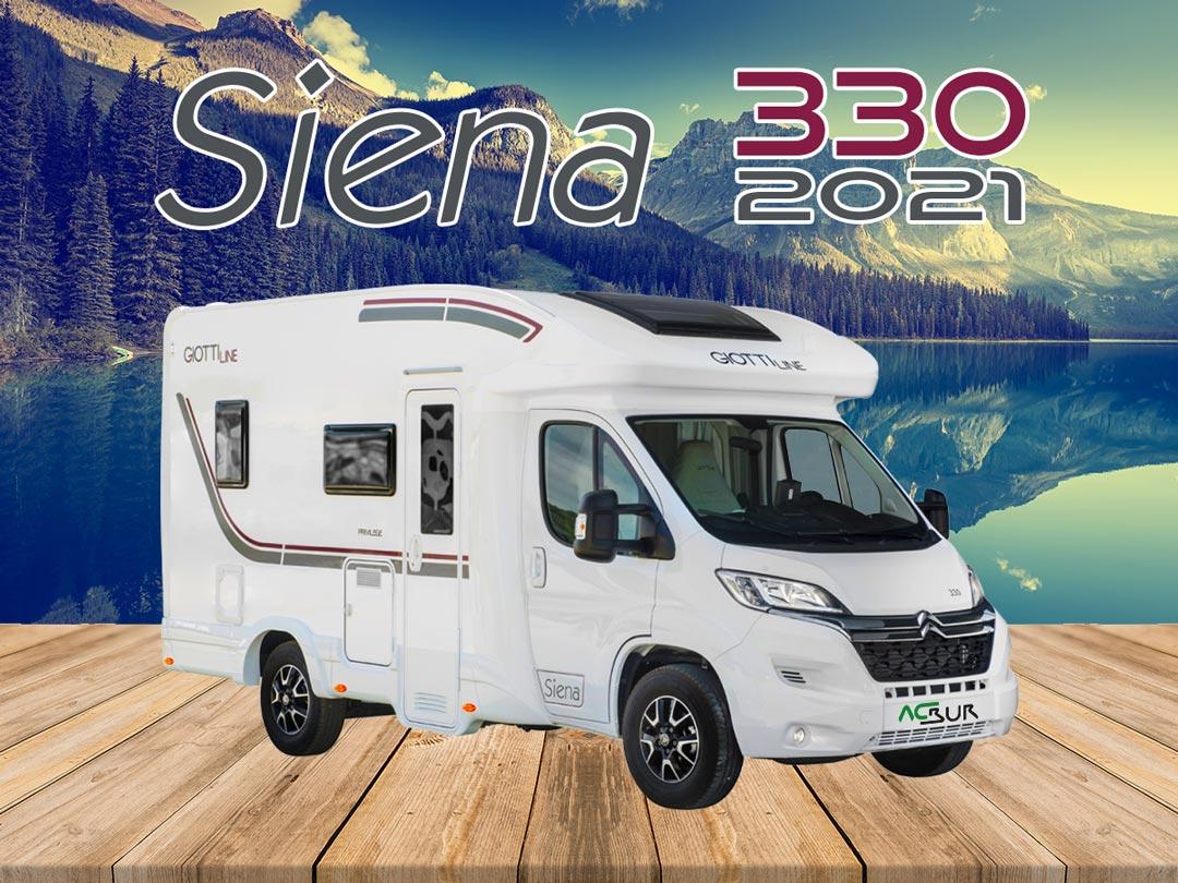 GiottiLine Siena 330 2021 mosaico