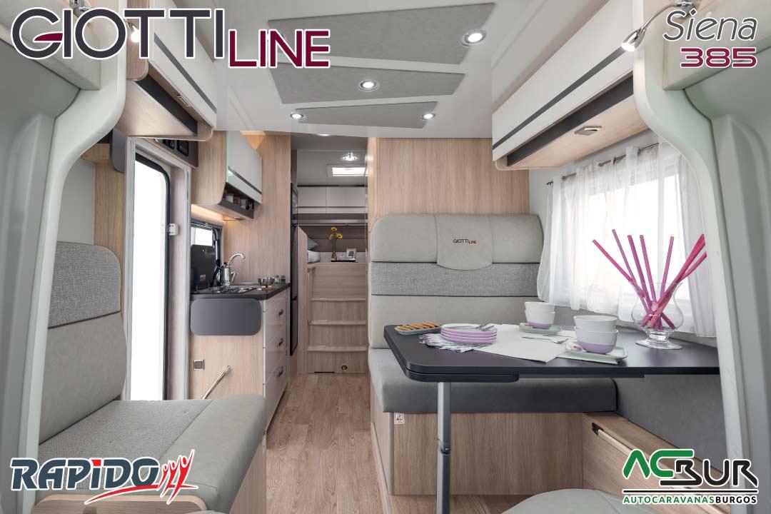 GiottiLine Siena 385 2021 interior