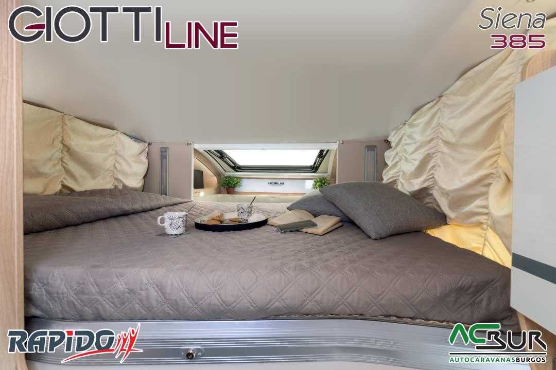 GiottiLine Siena 385 2021 cama abatible