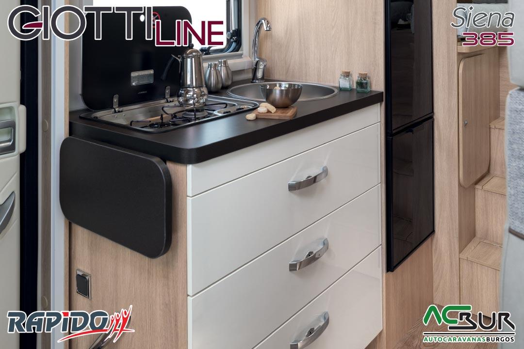GiottiLine Siena 385 2021 almacenaje