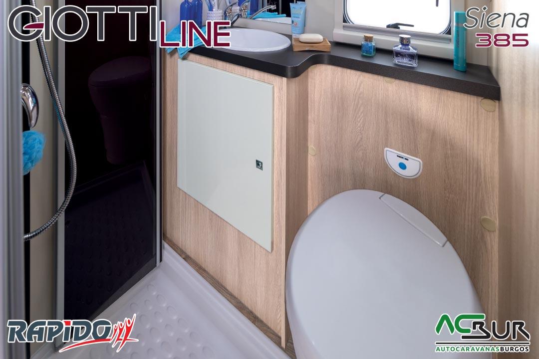 GiottiLine Siena 385 2021 baño