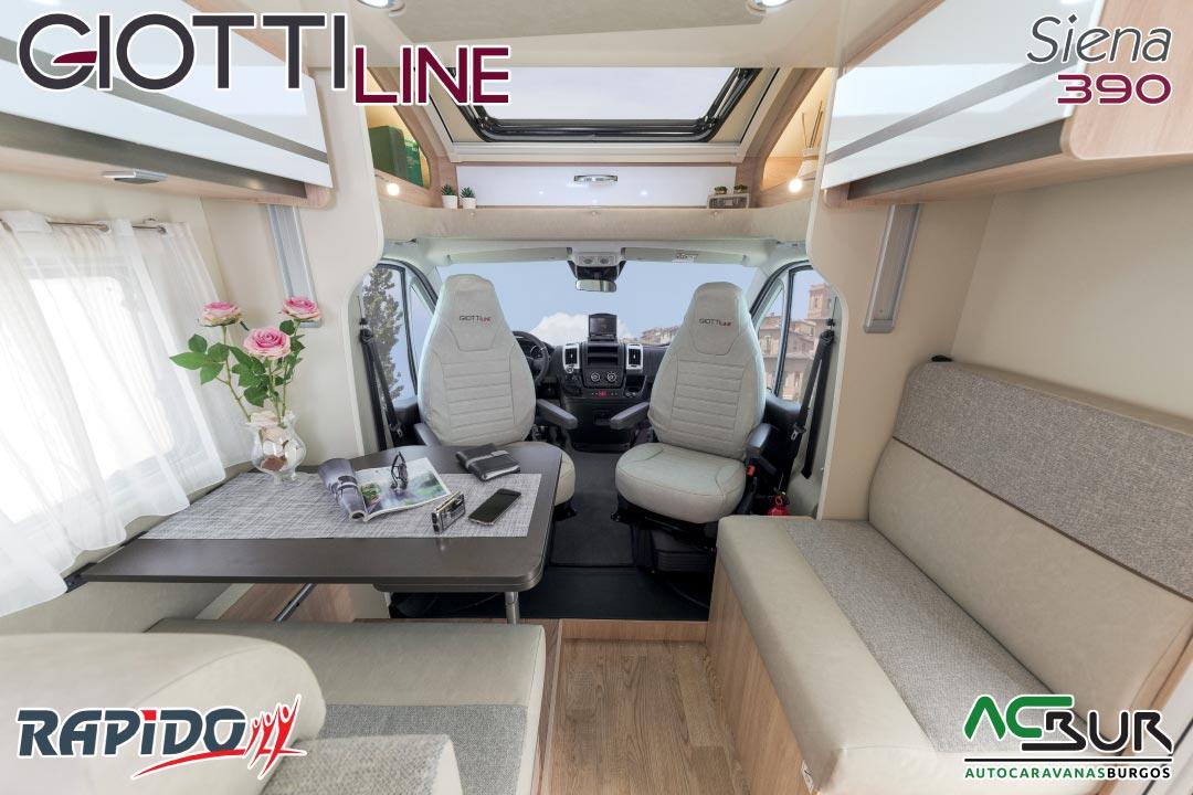 GiottiLine Siena 390 2021 interior