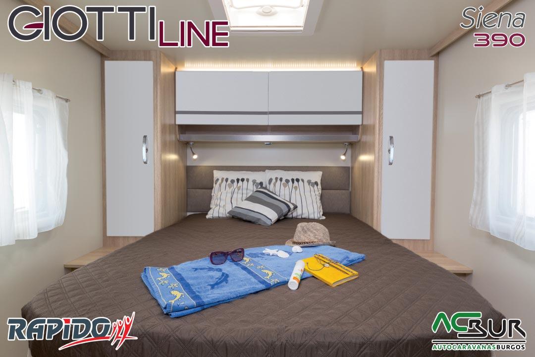 GiottiLine Siena 390 2021 cama