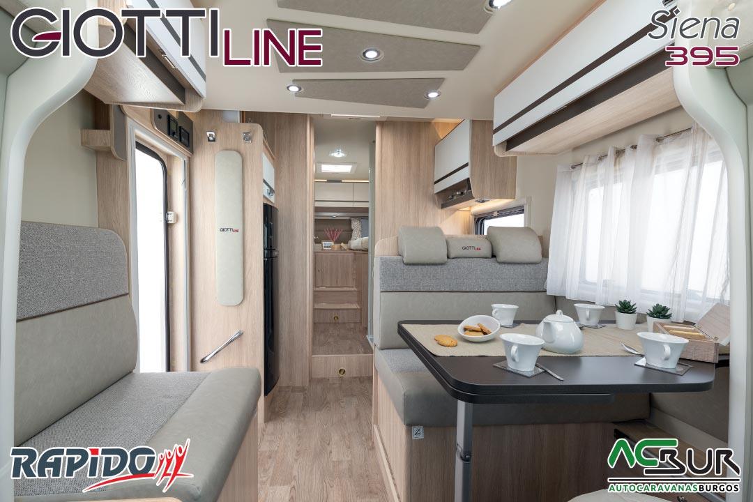 GiottiLine Siena 395 2021 interior