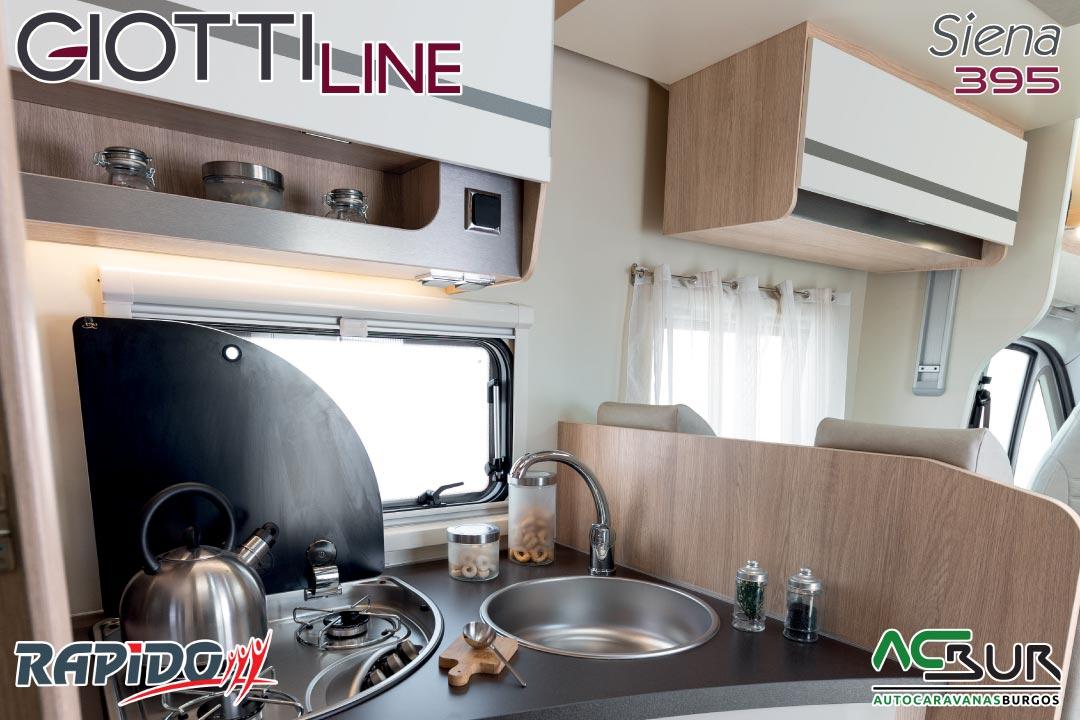 GiottiLine Siena 395 2021 cocina