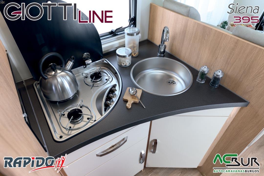 GiottiLine Siena 395 2021 fogones