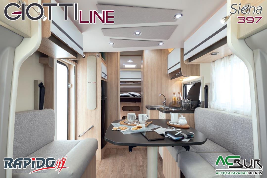 GiottiLine Siena 397 2021 interior