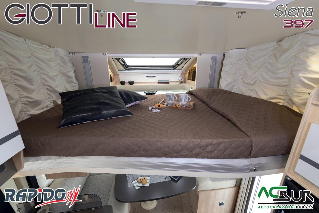 GiottiLine Siena 397 2021 cama abatible