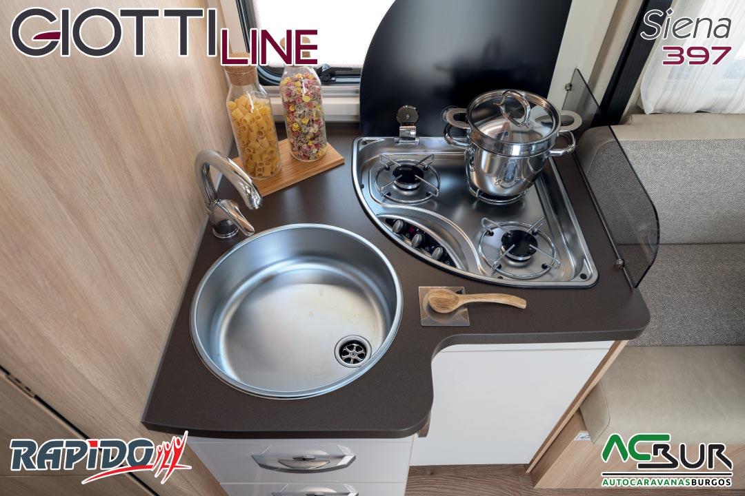 GiottiLine Siena 397 2021 fogones