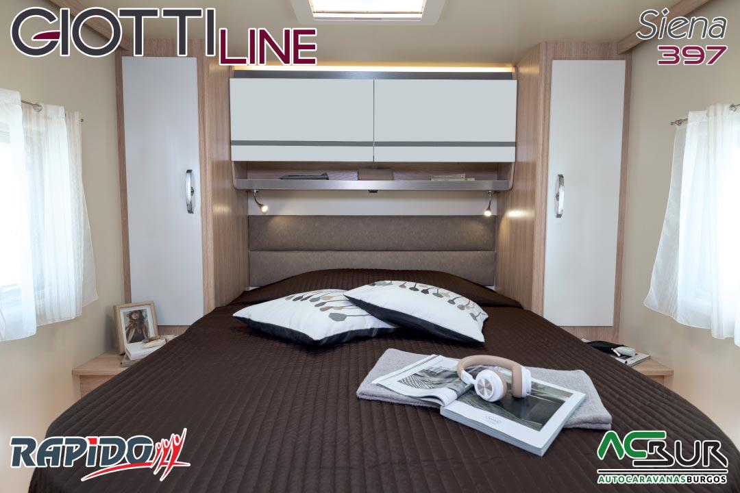 GiottiLine Siena 397 2021 dormitorio