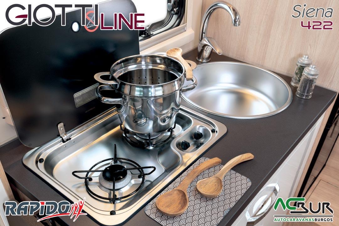 GiottiLine Siena 422 2021 fogones
