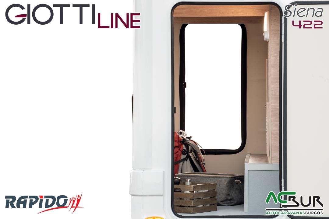 GiottiLine Siena 422 2021 garaje